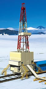 drilling rig, cold weather drilling rig